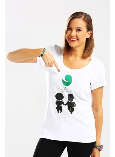 Simge Fıstıkoğlu Tişört-Yeşilay